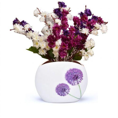 BLOSSOM FLOWER VASE  Jasper Home Fashions Home decorative vases home decor items online