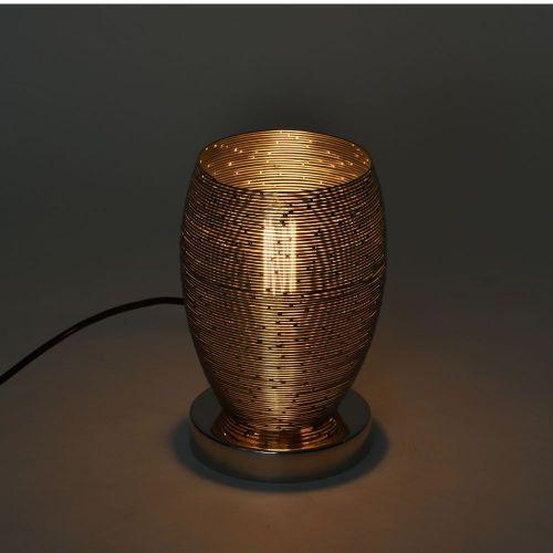 Bella Table Lamp Silver